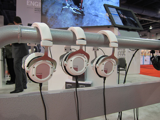 Listen Up! Best Headphones from CES