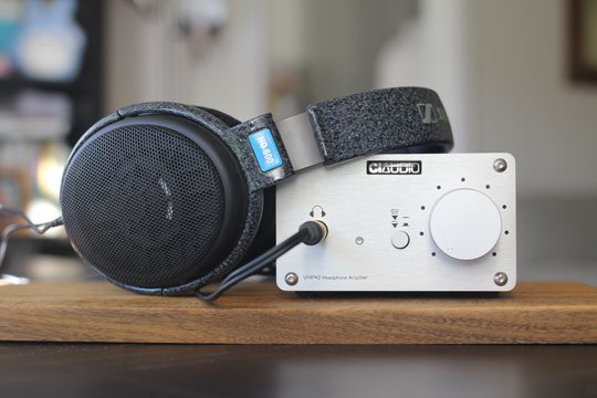 CI Audio VHP-2 Headphone Amp - Tech Test Review at Apartment Therapy