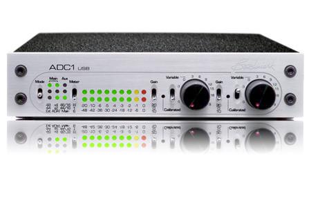 Benchmark ADC 1 analog to digital converter